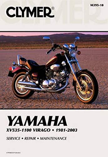 Yamaha XV535-1100 Virago Motorcycle (1981-2003) Service Repair Manual