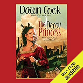 The Decoy Princess     Princess, Book 1              By:                                                                                                                                 Dawn Cook (as Kim Harrison)                               Narrated by:                                                                                                                                 Marguerite Gavin                      Length: 14 hrs and 14 mins     269 ratings     Overall 4.1