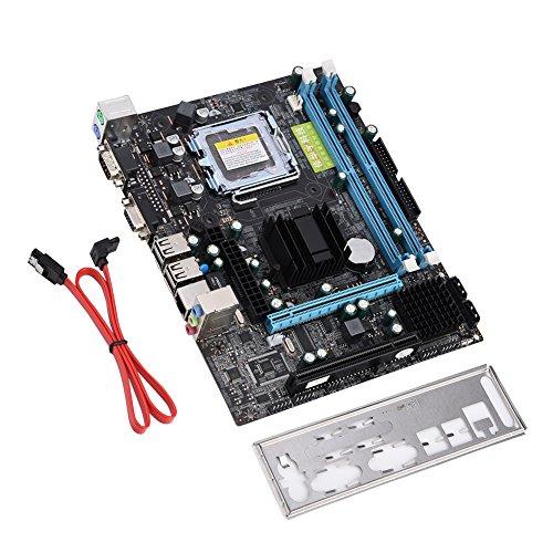 Placa base LGA 775, placa base computadora