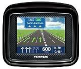 TomTom Urban Rider Central Europe Motorrad-Navigationssystem Display