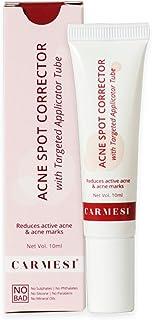 Carmesi Acne Spot Corrector (10 ml) - With Niacinamide (10%), Vitamin C (2%), Natural Salicylic Acid (0.5%) - Reduces Acti...