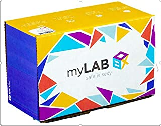 STD at Home Test for Men Chlamydia, Gonorrhea, Trichomoniasis (Trich), HIV (1 & 2), Hepatitis C (Hep C), Genital Herpes (HSV-2), Syphilis (8 Panel) by myLAB Box