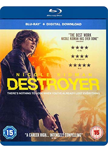 Blu-ray1 - Destroyer (1 BLU-RAY)