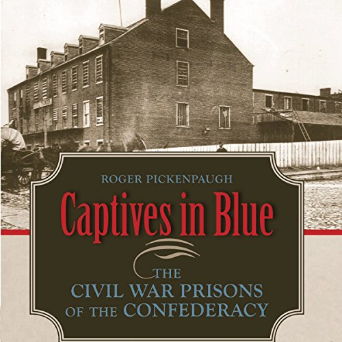 Captives in Blue audiobook cover art