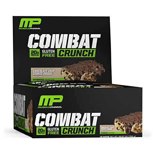 Muscle Pharm Combat Crunch Supplement, 12 count - 51rgMzui8LL