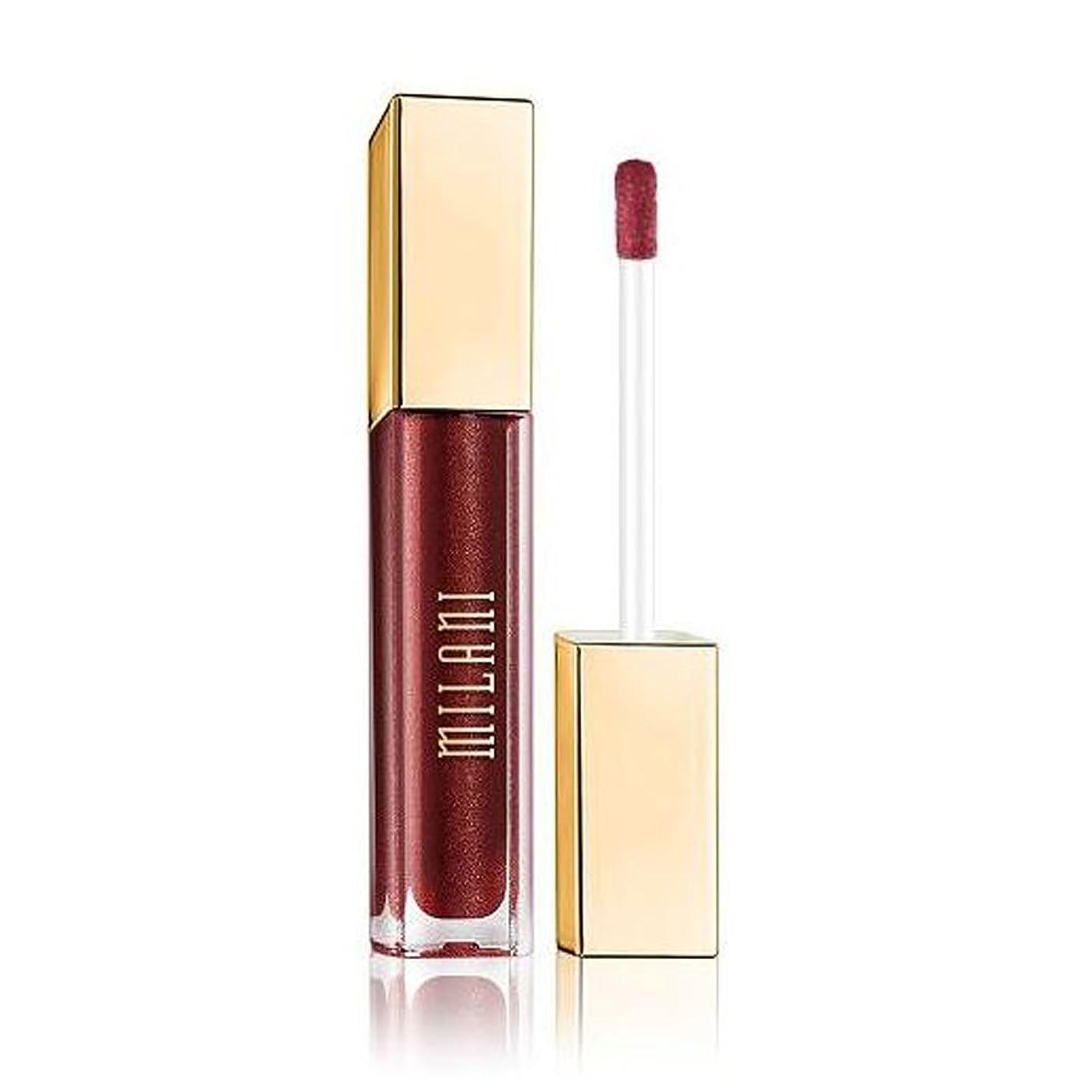 キノコサイズリスト(3 Pack) MILANI Amore Matte Lip Creme - Glamour (並行輸入品)
