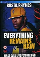 Everything Remains Raw [DVD]