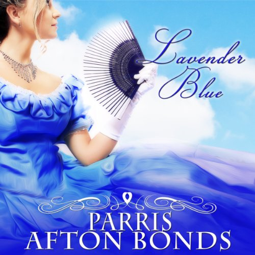 Lavender Blue audiobook cover art