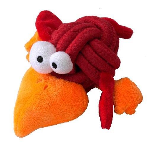 COOCKOO Hundespielzeug Bobble Regular, red