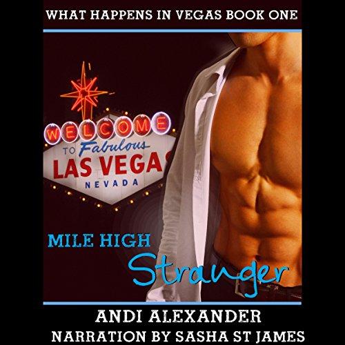 Mile High Stranger audiobook cover art