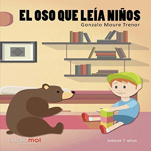 El oso que leía niños [The Bear Who Read Children] cover art