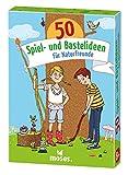 Moses. 3024650de Juego y Manualidades para Natural Amigos | Niño Empleo | Tarjetas Set, Multicolor