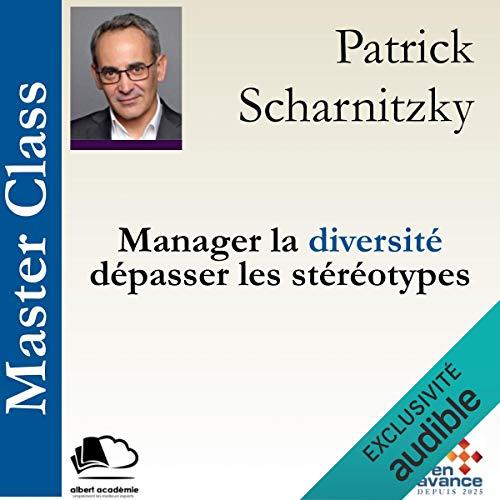 Couverture de Manager la diversité, dépasser les stéréotypes