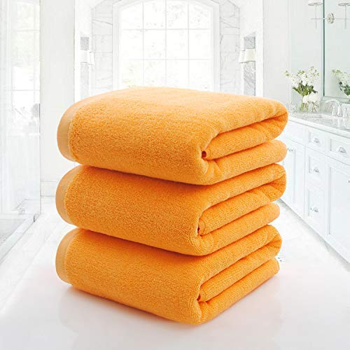 Badhanddoeken vijf-sterren hotel handdoeken groothandel van zuiver wit katoen dikke zachte absorberende volwassen schoonheidssalon hotel handdoeken, geel gemiddelde dikte,Yellow