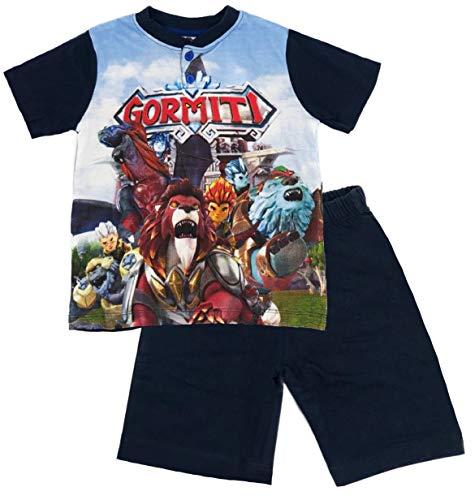 SunCity Pijama Gormiti niño de 3 a 8 nuevos llegados verano