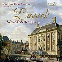 DUSSEK/ SONATAS OP.9 & OP.75