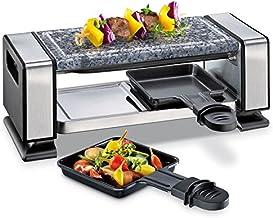 Küchenprofi 1760002800Raclette vista2, 350W, Argent