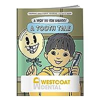 BIC グラフィック塗り絵本:歯の物語パック 500