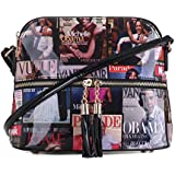 MKF Collection RONEEDA Women Crossbody Bag with...