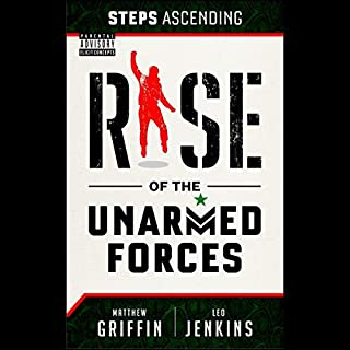 Steps Ascending: Rise of the Unarmed Forces cover art