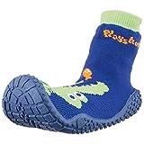 Playshoes Calcetines de Playa con protección UV Cocodrilo, Zapatos de Agua...