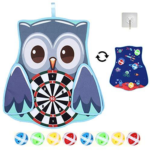 cool owl dart board game