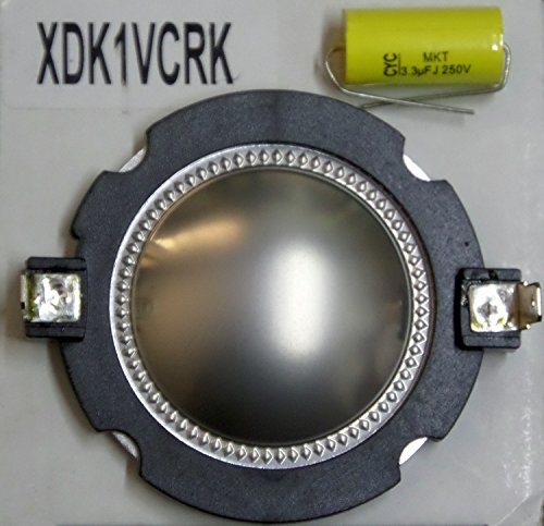Orion XDK1VCRK Relpacement Voice Coil for XDK01PB Horn Driver
