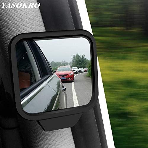 IJEOKDHDUW Mini Safety Car gift Back Baby Soldering Adjustable Seat Mirror View