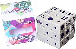 MUYU Cubo de Velocidad 3X3X3 El Cubo de Rubik Las Personas ciegas también Pueden Jugar Cubo de Tercera Orden en Relieve Ad...