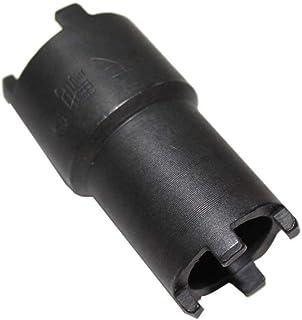 Poweka Nueva Herramienta de 20 mm 24 mm embrague Hub Remove Contratuerca Socket Spanner para 50