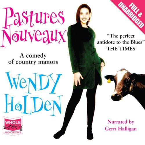 Pastures Nouveaux audiobook cover art