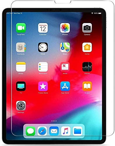 Colorcase Tablet Tempered Glass Screenguard Screen Protector for iPad Air 4 (2020) (10.9) - {Transparent}