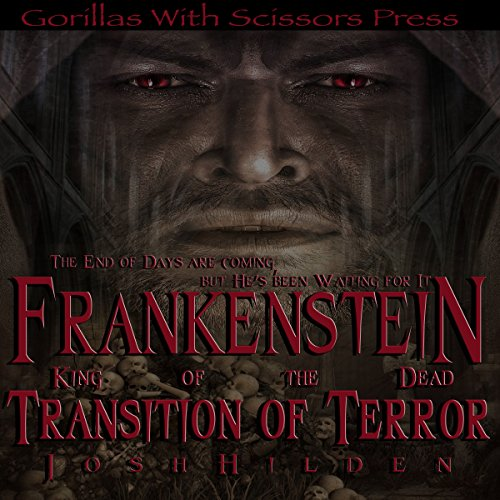 Transition of Terror audiobook cover art