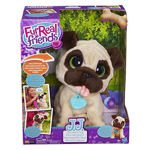 """""""JJ Mi perro juguetón"""" de FurReal Friends"""