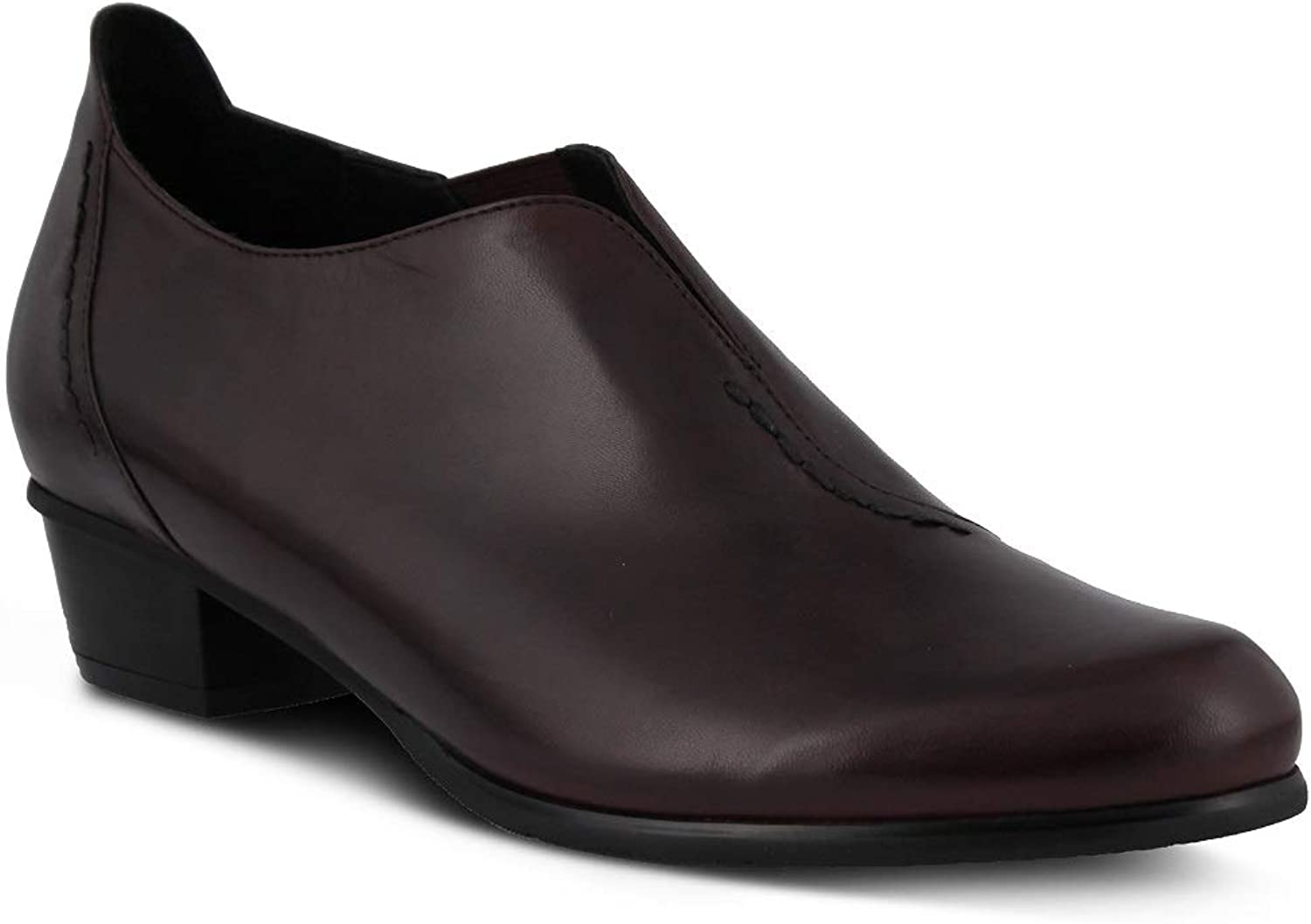 Spring Step Women's Melbourne Shootie   color Bordeaux   Leather Shootie