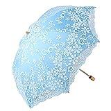Best Uv Parasols - Honeystore Travel Sun Parasol Folding Brolly Anti-uv Sunshade Review