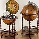 Interv Eucalipto Bar Globe Drinks Cabinet