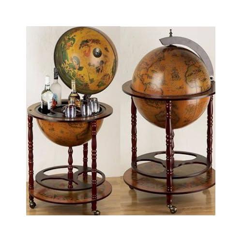 Excellent Globe Bar Amazon Co Uk Home Interior And Landscaping Eliaenasavecom