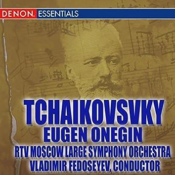 Tchaikovsky: Eugen Onegin