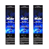 L'Oreal Excellence HiColor H21 Black Onyx Permanent Hair Tint HC-30653 (3 Pack)