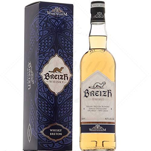 Breizh Whisky Breton Blended Whisky (1 x 0.7 l)