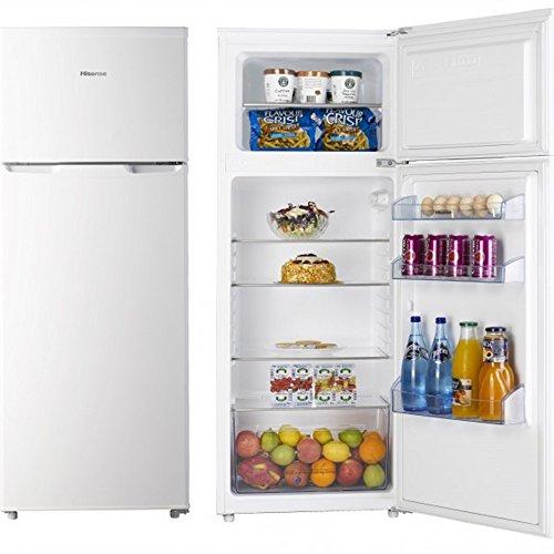 Hisense RT280D4AW1- Frigorífico congelador independiente