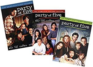 Party of Five DVD Collection: The Complete First, Second & Third Seasons (Season 1, 2 & 3)