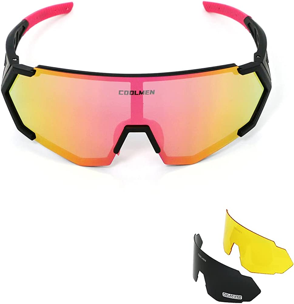 Polarized Cycling Sunglasses Men Women Glasses New Shipping Free Shipping MTB Sport Manufacturer regenerated product Fishing