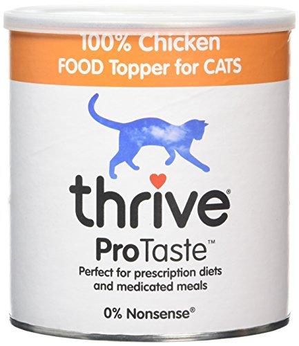 Thrive ProTaste Adorno de comida de pollo para gatos, 170 g