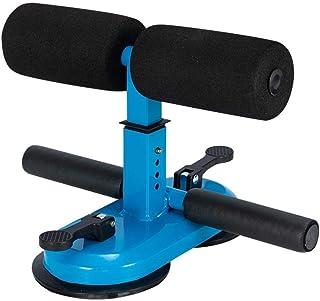 Semexo Easylifee 吸盤式 腹筋マシーン 筋肉トレニーング フィットネスマシーン 機器 足固定 高さ調整付 4段階調節 室内運動 腹筋 背筋 筋トレ 一人で腹筋が出来ます opportune