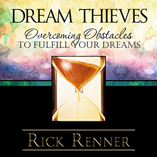 Dream Thieves audiobook cover art