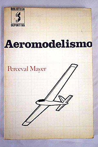 Aeromodelismo: manual del constructor aficionado, con un capítulo inicial dedicado a la construcción de cometas