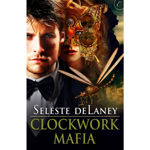 Clockwork Mafia audiobook cover art