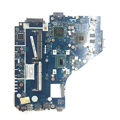 SXGKY Laptop Motherboard Z5WE1 LA-9535P Fit For ACER E1-570G E1-570 Notebook Motherboard CPU I5 3337U GT740M DDR3 Notebook motherboard FFFF